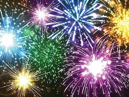 Symbols: Fireworks