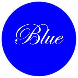 Symbols: Blue