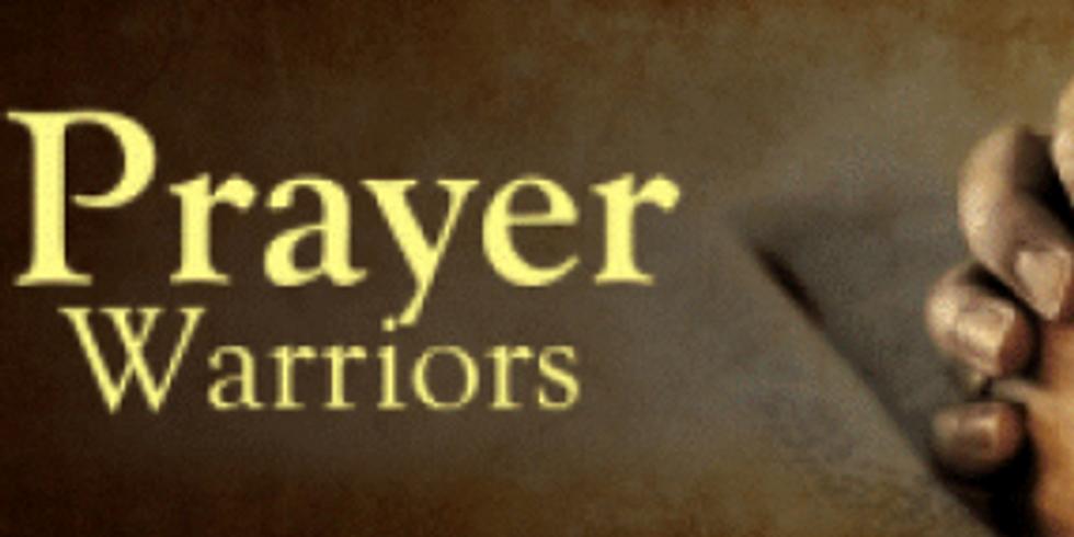 2019 Patria Reunion Prayer Call #1
