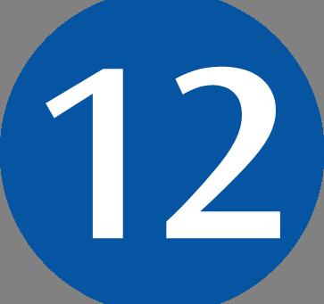 Symbols: Twelve (12)