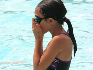 Why Having Deep Water in Your lessons matters to your child's safety...