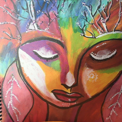 "Beyond the Drama Wisdom Journal ""Peace"""