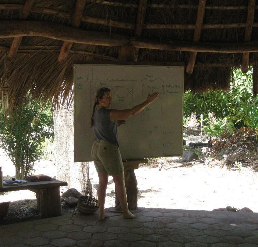 Nicaragua teaching