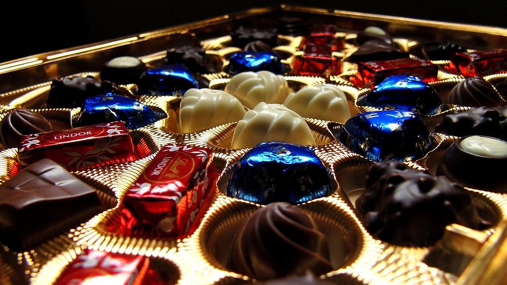 Using chocolate to improve processes
