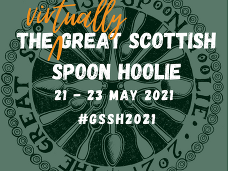 The virtually great scottish spoon hoolie 2021