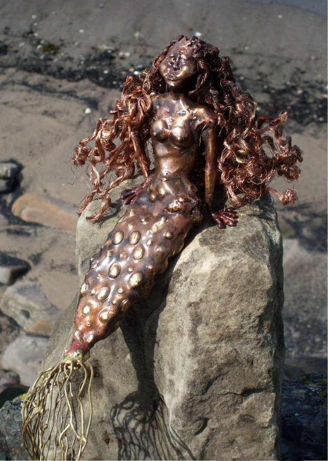 Copper Mermaid