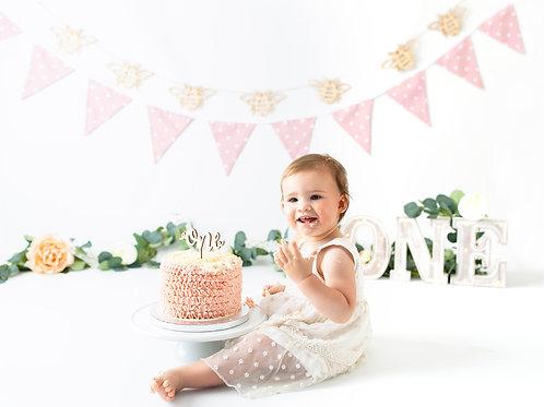 Gift Certificate - Cake Smash