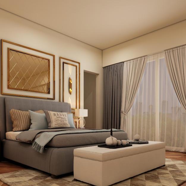 Mebel Bedroom Design