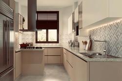 modular kitchen designed on a budget