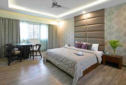 Luxurious yet minimalistic