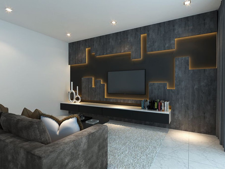 Ways to create a feature wall!