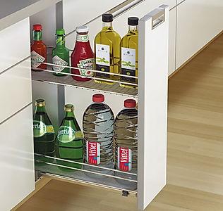 Kitchen Bottle pullout