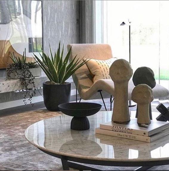 Succelent plants decor
