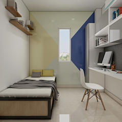 Small kids room design