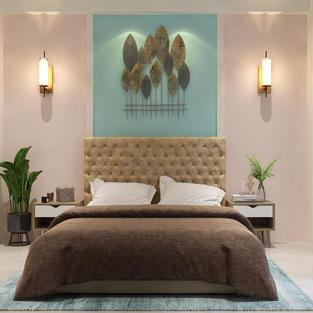 bedroom designed in Noida sector 137