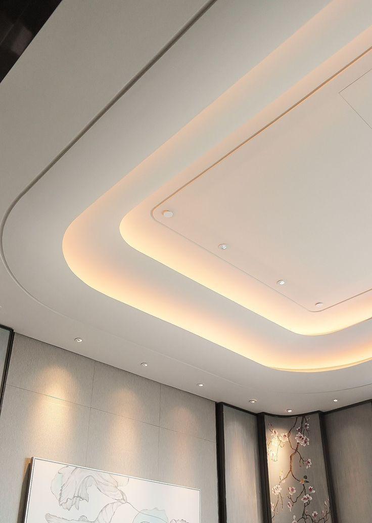 Multi layered false ceiling, lakkad works, false ceiling design ideas, home interiors, interior designs, peripheral lighting