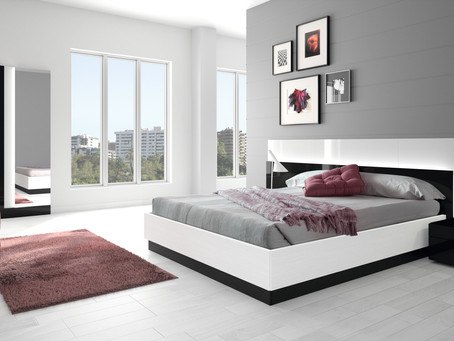 Layout Considerations in the Bedroom!