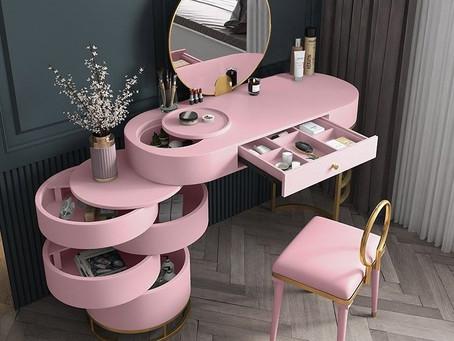 Makeup Vanity Design Inspirations !