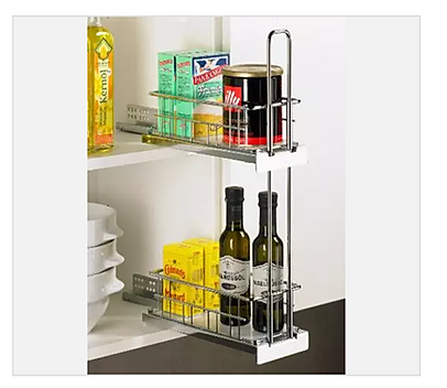 Bottle pull out for kitchen