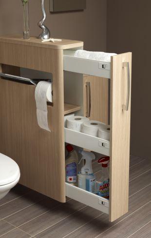 bathroom storage design tips. lakkad works.