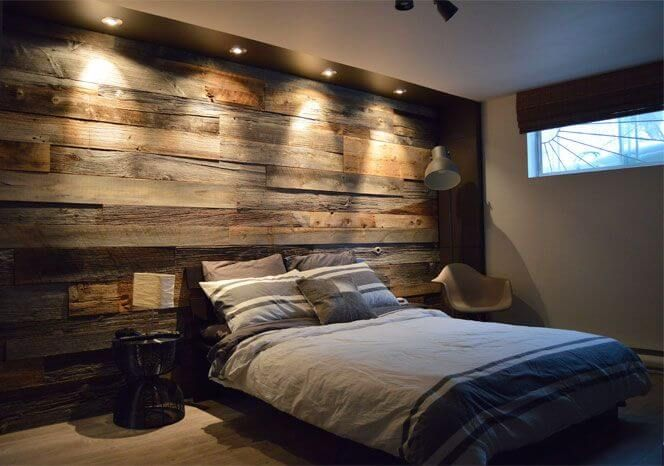 wooden wall. Earthy colours. Lakkad works.