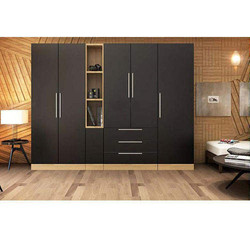 modular-wardrobe.hinge door designjpg