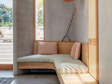 "Organic Interiors ""Eco-friendly living, a way of life"""