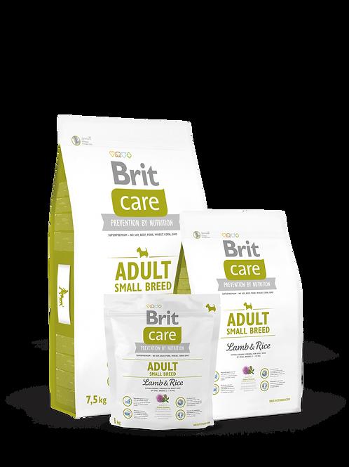 Brit Care Adulto Small Breed L&R