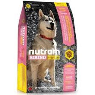 Nutram S9 Sound Lamb Adult Dog