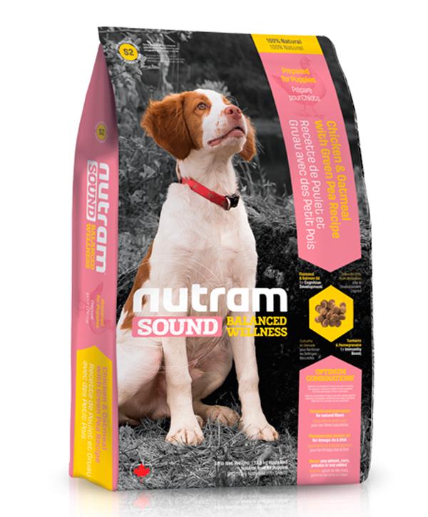 Nutram Sound Cachorro
