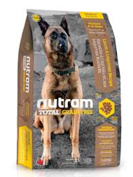 Nutram T26 Total Lamb & Lentils Dog