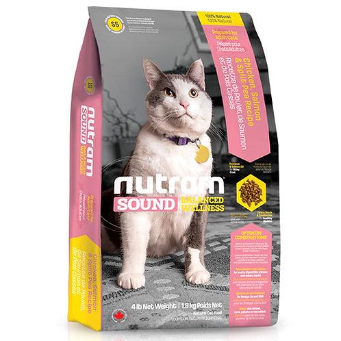 Nutram S5 Sound Adult & Senior Cat