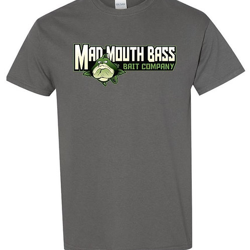 Mad Mouth Bass Graphic Tee II