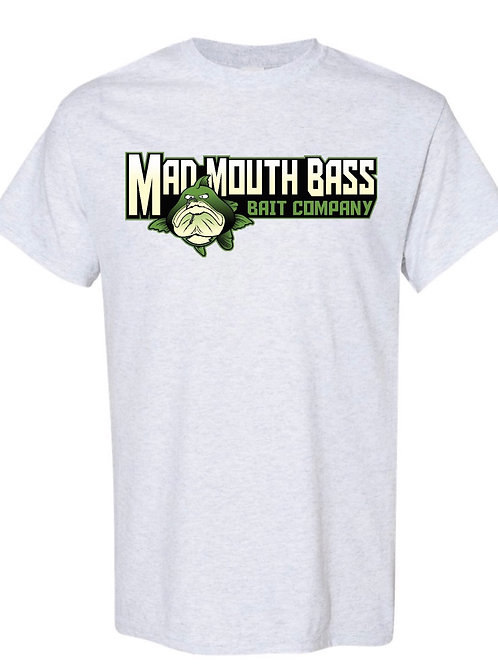 Mad Mouth Bass Graphic Tee