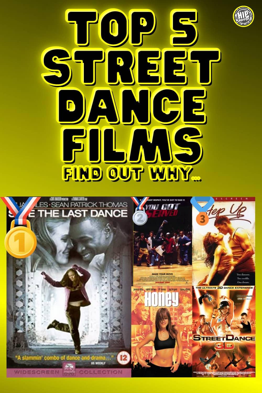 top 5 street dance films