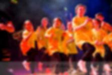 JENNY BATER HIP HOP POP CLASS SHOWCASE 2015 HARLOW
