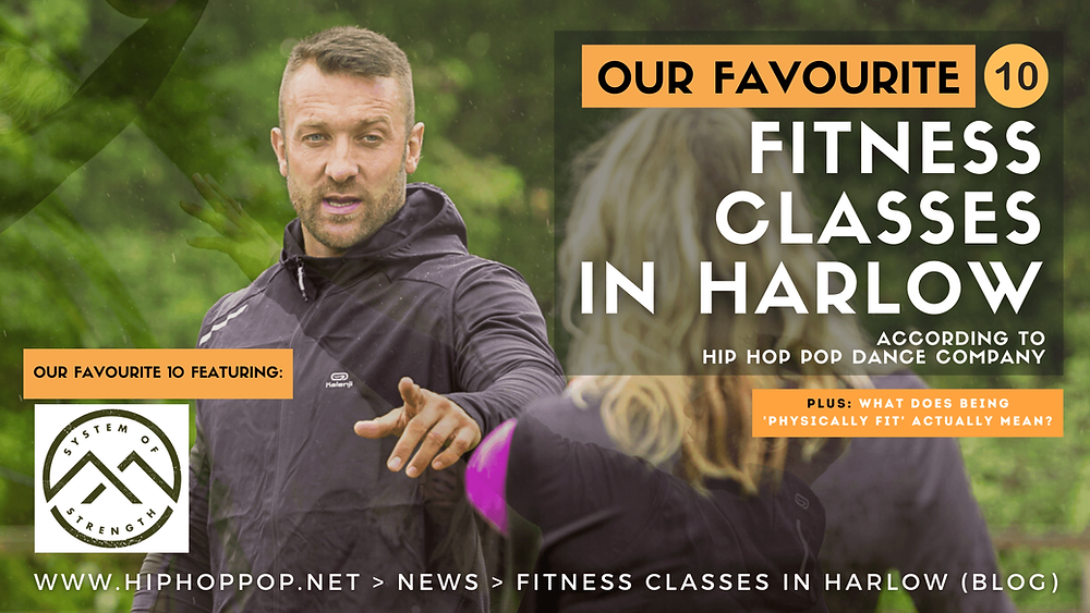 System of Strength  - Exercise classes in Harlow