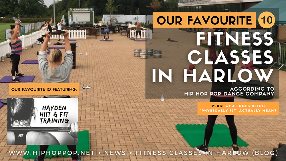 Hayden Hiit and Fit Training - 10 exercise classes in Harlow