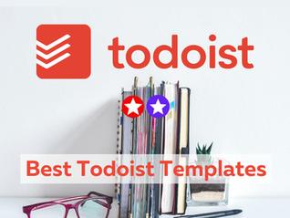 Best Todoist Templates