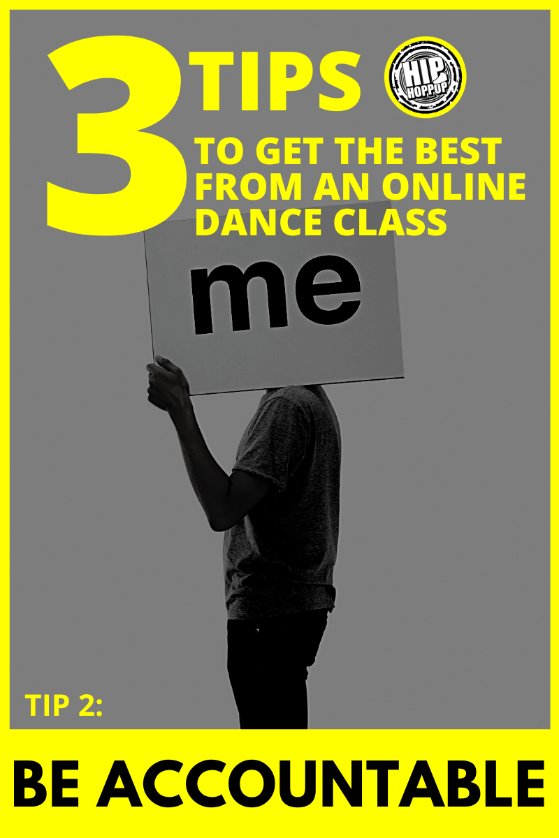 how-to-learn-to-dance-at-home-for-beginners-3-tips-to-getting-the-best-from-an-online-dance-class-pinterest-accountable