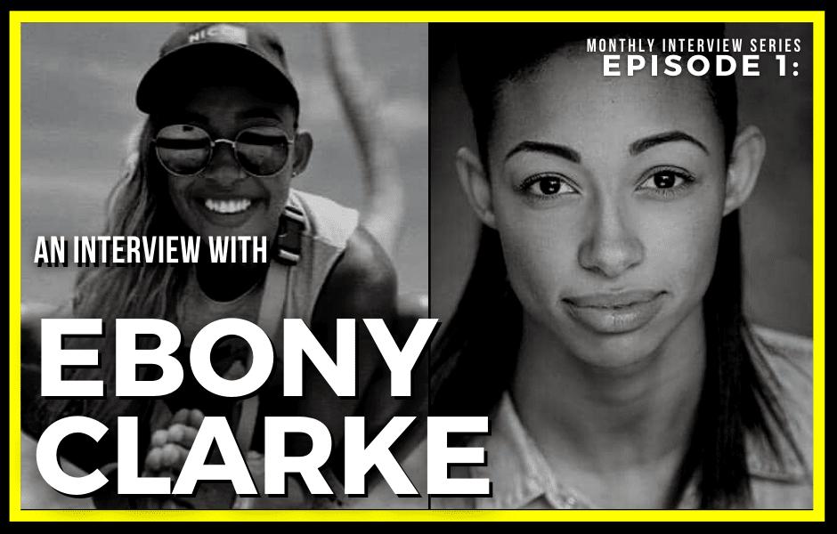 Ebony Clarke, professional dancer - Interviewee