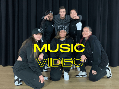 Danny Defier's new music video features choreography and talented dancers from Hip Hop Pop