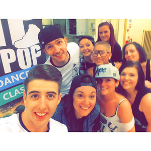 Twist and Pulse dance workshop at Hip Hop Pop was first Zoom class in the world with BGT Champions twist and pulse workshop