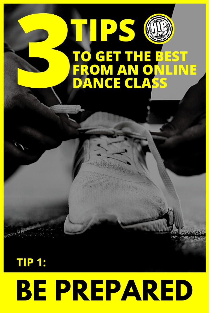 how-to-learn-to-dance-at-home-for-beginners-3-tips-to-getting-the-best-from-an-online-dance-class-pinterest-preparation
