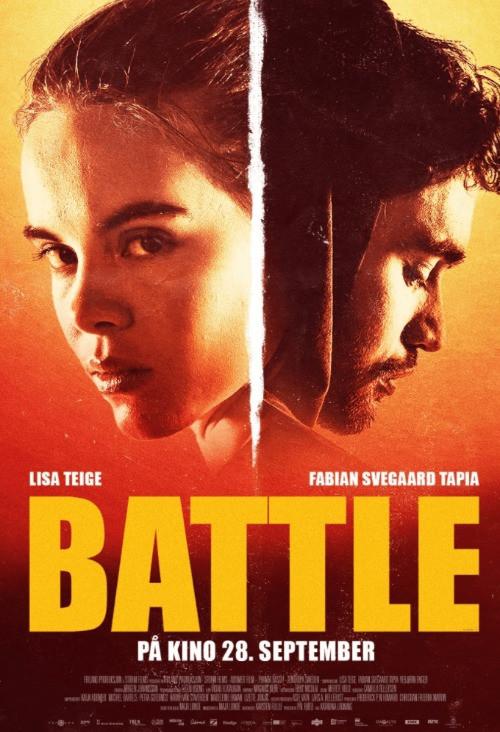 Battle - Movie Cover - Best Dance Films On Netflix