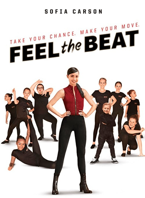 Feel The Beat -- Movie Cover - Best Dance Films On Netflix