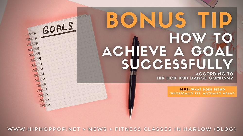 How to achieve a goal sussessfully