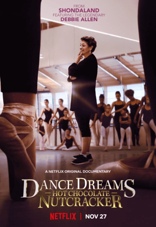 Dance dreams - Movie Cover - Best Dance Films On Netflix