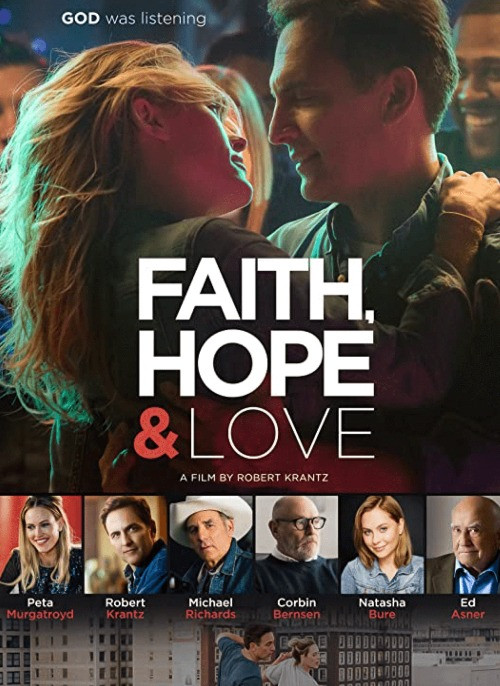 Faith, Hope and Love - Movie Cover - Best Dance Films On Netflix