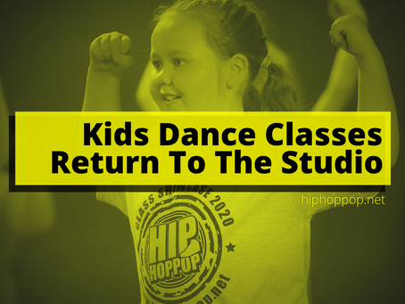 Kids Dance Classes In Harlow and Bishop's Stortford Return To The Studio